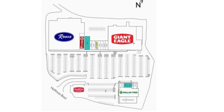 Kennywood site plan
